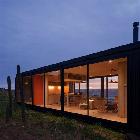 remote house transportable modular create remote house in chile freshome com