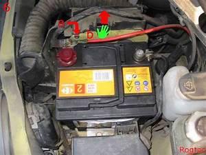 Batterie Twingo 3 : changer la batterie de d marrage sur renault twingo ii tuto ~ Medecine-chirurgie-esthetiques.com Avis de Voitures