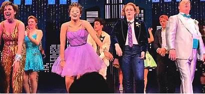 Prom Curtain Call Actors