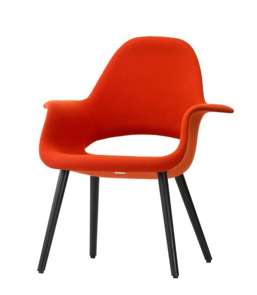 organic chair vitra eames office