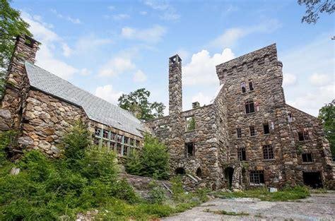 abercrombies abandoned  york castle   sale
