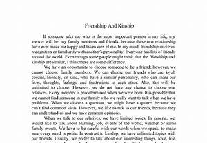 Science In Daily Life Essay Friendship Day Essay In English Writing Examples Of A Thesis Statement In An Essay also Thesis Example For Compare And Contrast Essay Friendship Essay In English Financial Aid Essay Trees Are Our Best  Example Of Thesis Statement In An Essay