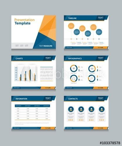 business  template setpowerpoint template