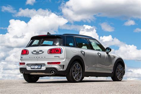 Mini Cooper Clubman Modification by Mini Cooper S Clubman Masterpiece Edition Unveiled