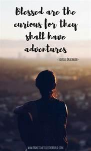 90 Inspirationa... Love Travel Quotes