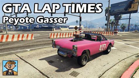 fastest muscle cars peyote gasser gta   fully