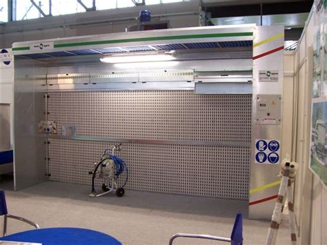 cabina per verniciatura cabina di verniciatura a secco macchinari usati exapro
