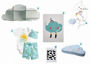 Etagere Murale Nuage : wishlist baby dans les nuages ~ Teatrodelosmanantiales.com Idées de Décoration