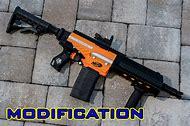 The N-Strike Elite Modulus ECS-10 Blaster is a Nerf Gun Must-