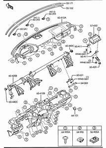 Mazda Miata Box  Glove