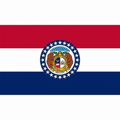 Flag Missouri State Nylon Flags X8 Code