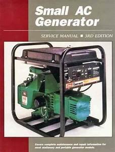 Small Ac Generator  Volume 1  Owners Service  U0026 Repair