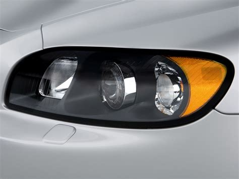 image 2008 volvo c70 2 door convertible auto headlight