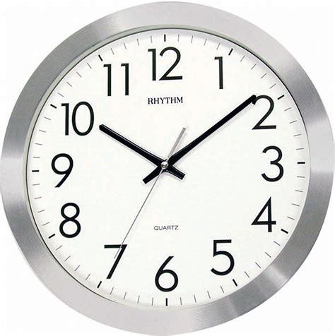 horloge murale cuisine horloge design cuisine horloge murale en bois contour