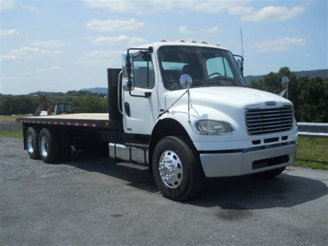 freightliner trucks for sale freightliner flatbed truck for sale 11280