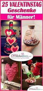 Persönliche Geschenke Für Den Partner : top 25 valentinstagsgeschenke f r m nner zum selbermachen ~ Watch28wear.com Haus und Dekorationen