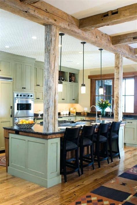 image result  kitchen islands  support posts