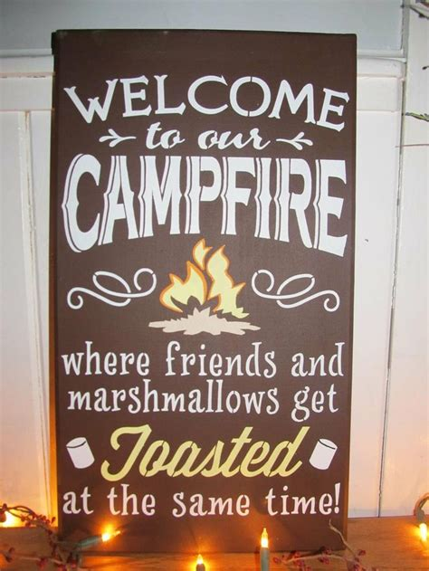 campfire sayings cute quotes quotesgram