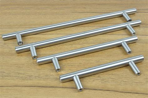 stainless steel handles for kitchen cabinets aliexpress buy furniture hardware modern solid 9395