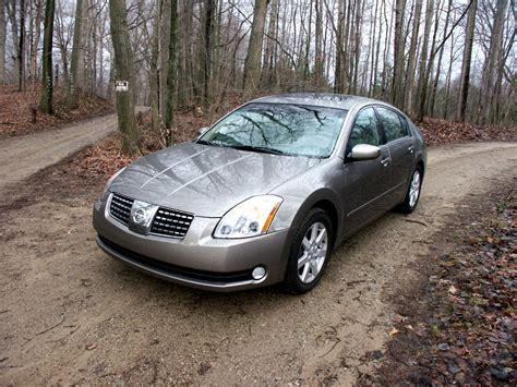 2006 Nissan Maxima 3.5 Sl Review
