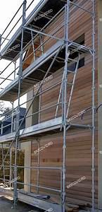 conseils isolation pose bardage bois par l39exterieur With pose bardage bois exterieur