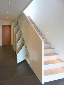 Treppe Mit Stauraum : einbauschrank unter der treppe mit viel stauraum der ~ Michelbontemps.com Haus und Dekorationen