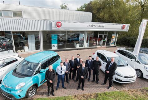 Fiat Dealerships by New Home For Lookers Kia And Fiat Dealerships In