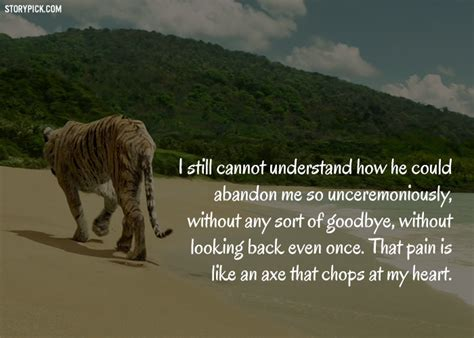 life  pi quotes      emotional roller