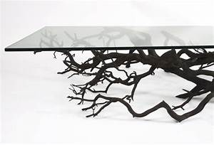 fs tree coffee table With tree branch coffee table