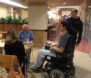 Man told he'd never walk again after freak crash defies ...