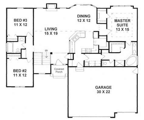 simple split level house plans ideas plan 1602 3 split bedroom ranch w walk in pantry