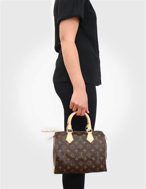 louis vuitton speedy  hire  handbag