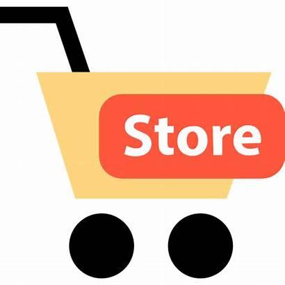Shopping Icon Cart Ecommerce Supermarket Icons Commerce