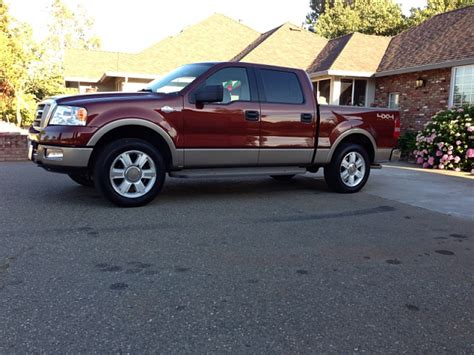 loaded  king ranch  ford  forum community