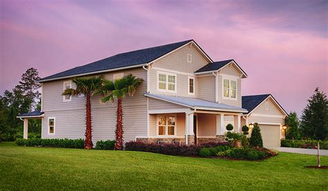Jacksonville New Home Builders  New Homes In Jacksonville