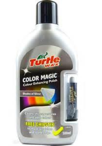 Turtle Wax Color Magic Car Polish