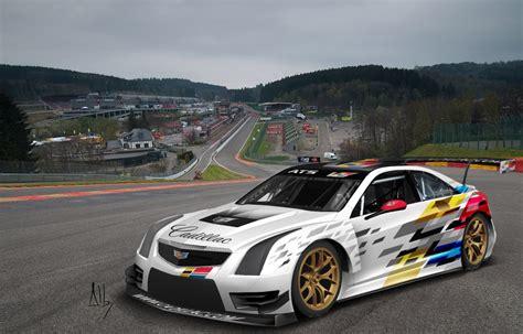 Cadillac introduces ATS-V.R racecar | CARS GLOBALMAG