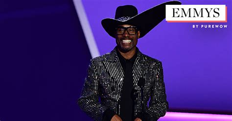 Billy Porter Wins Emmy Award For Outstanding Drama Actor