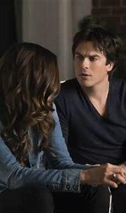 'Vampire Diaries' Season 6 Spoilers: Damon and Elena Talk ...