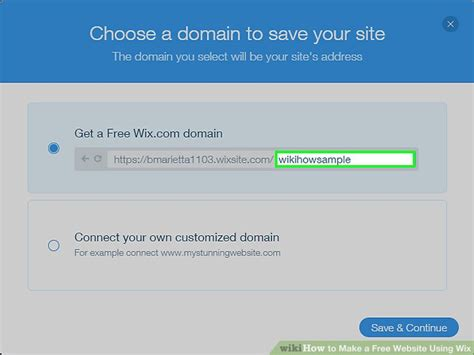 How To Make A Free Website Using Wix 9 Steps (with Pictures