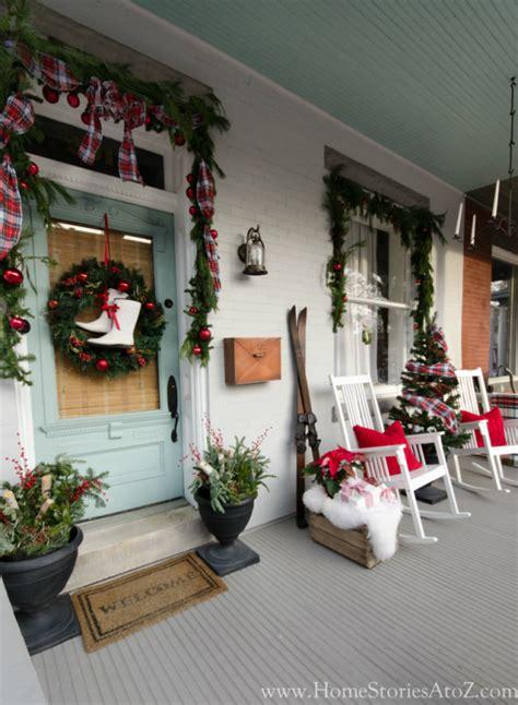 porch christmas decorations diy front porch decorating ideas