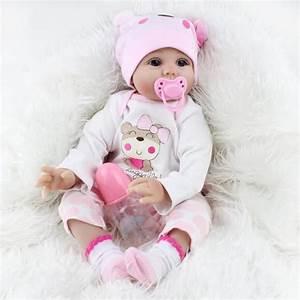 Photo De Bébé Fille : 6pcs kit poupee bebe fille vinyle cadeau exclusive achat ~ Melissatoandfro.com Idées de Décoration