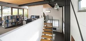 Hallenbau Mit Wohnung : hebelhalle systemhallen massiv und modular hebel porenbeton ~ Frokenaadalensverden.com Haus und Dekorationen