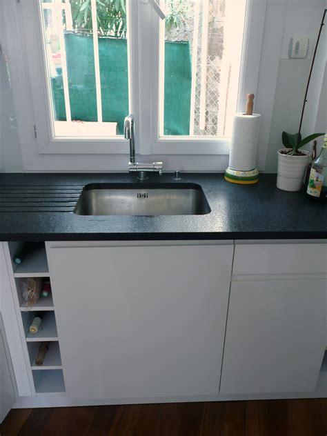 plan cuisine granit granit azur