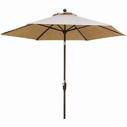 Umbrella Patio Ft Hanover Depot Tilting Market