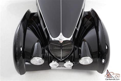 Minichamps 1937 bugatti type 57sc corsica roadster blackhawk resin 1:18*new item. The PACIFIC, 1937 Type 57SC BUGATTI ATLANTIC Recreation