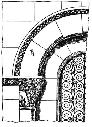 roman arch coloring page  printable coloring pages