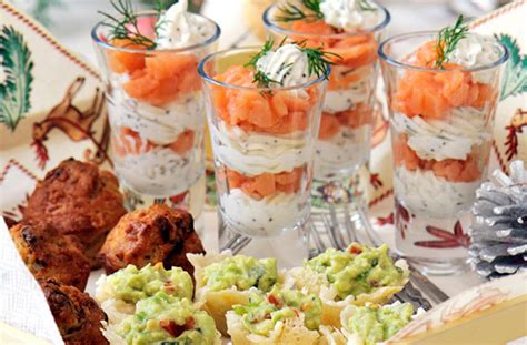 and easy canapes easy canapes recipe goodtoknow