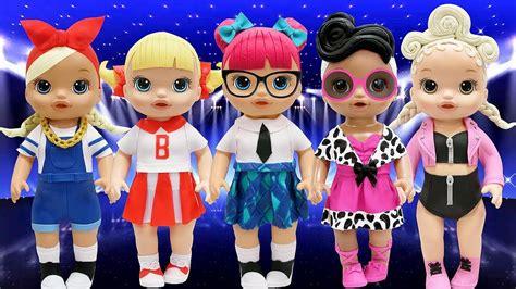 play doh outfits lol surprise doll teachers pet dollface