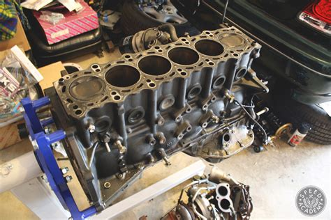 To Rebuild by Project Boosted Baby Hauler Engine Rebuild Part 1 Speed